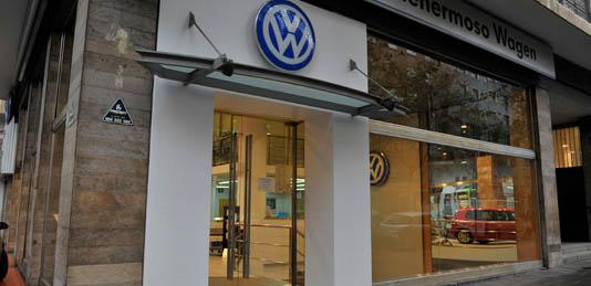 Solicita una prueba de un Volkswagen en Castellana Wagen Y Vallehermoso  Wagen